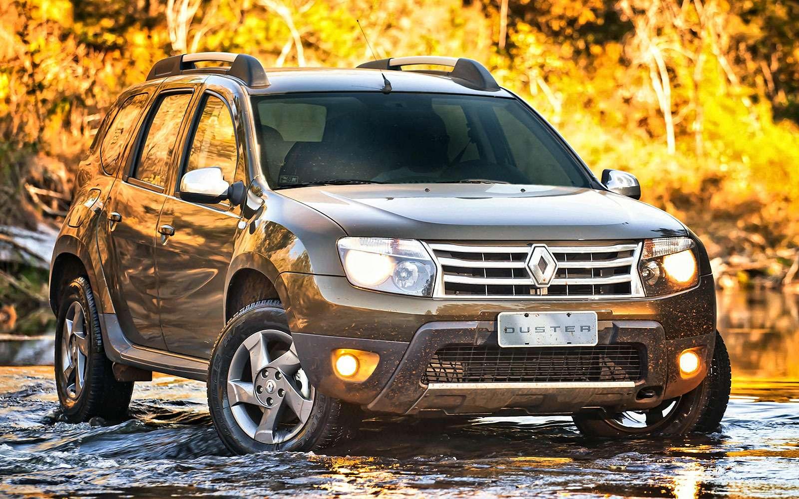 Renault Duster— все неисправности— фото 855348