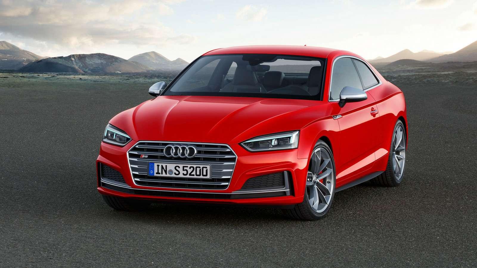 Новый Audi A5не стал «ломать глаза»— фото 594580