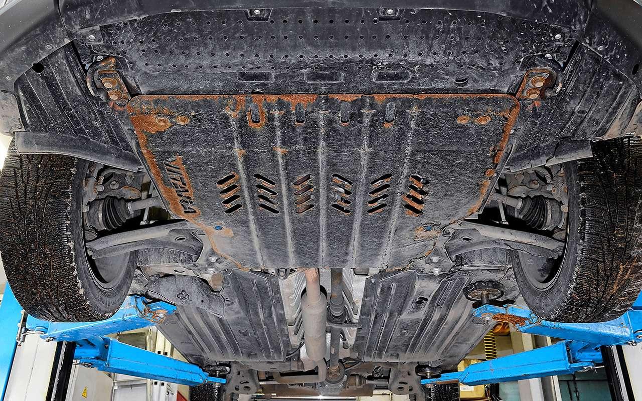 Новый Duster, Creta, Vitara: большой тест полноприводных— фото 1246297