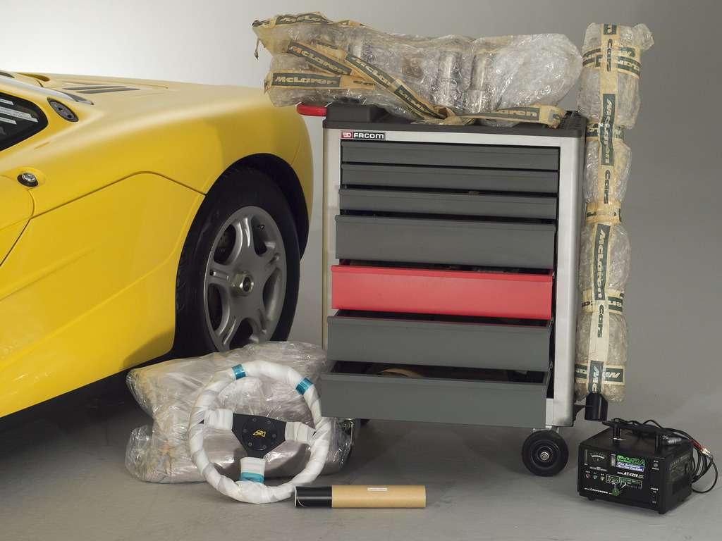 Муха не сидела: продается McLaren F1в заводской упаковке— фото 806241