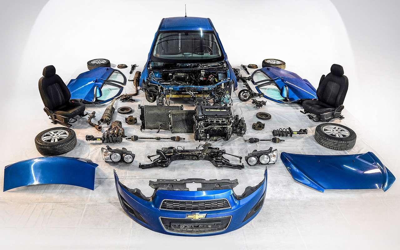Chevrolet Aveo после 170000км: детальный разбор (+видео)— фото 1086010