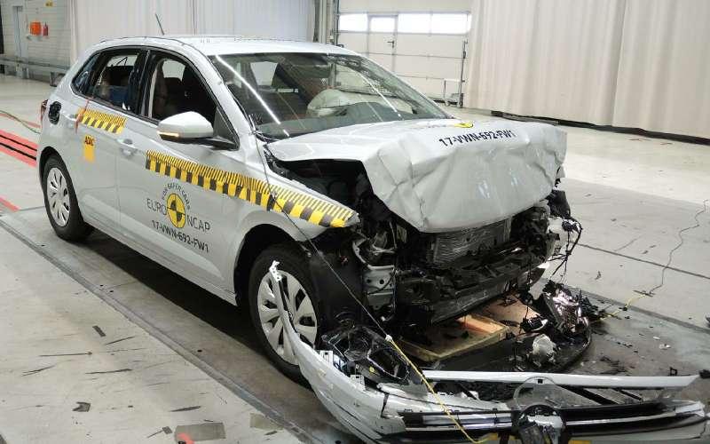 ВEuro NCAP назвали самые безопасные автомобили 2017 года