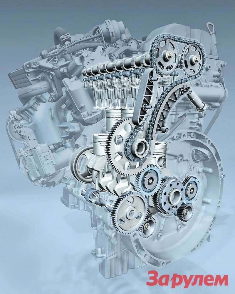 С 2009 года на Sprinter пошел совершенно новый мотор OM 651