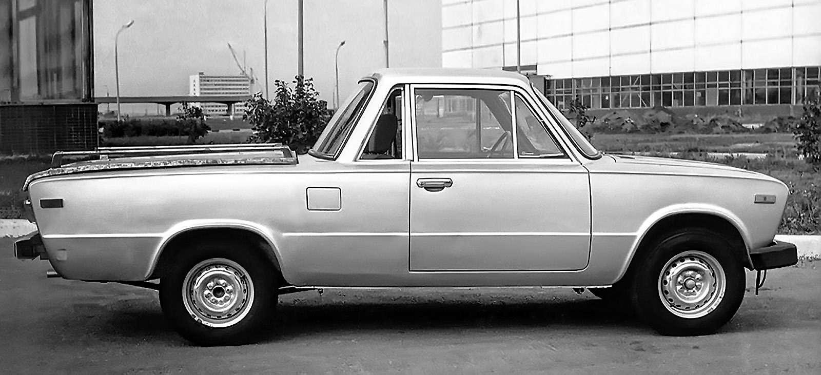 Самые необычные советские автомобили. Топ-12— фото 631385