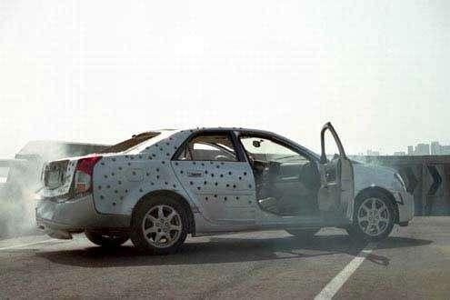 Cadillac снялся вГолливуде— фото 35766
