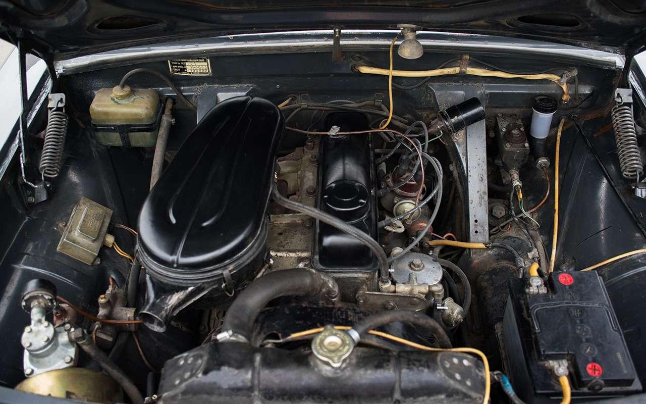 «Кривой» руль, 6-местный салон, адская цена...— невероятные факты оГАЗ-24— фото 1081871