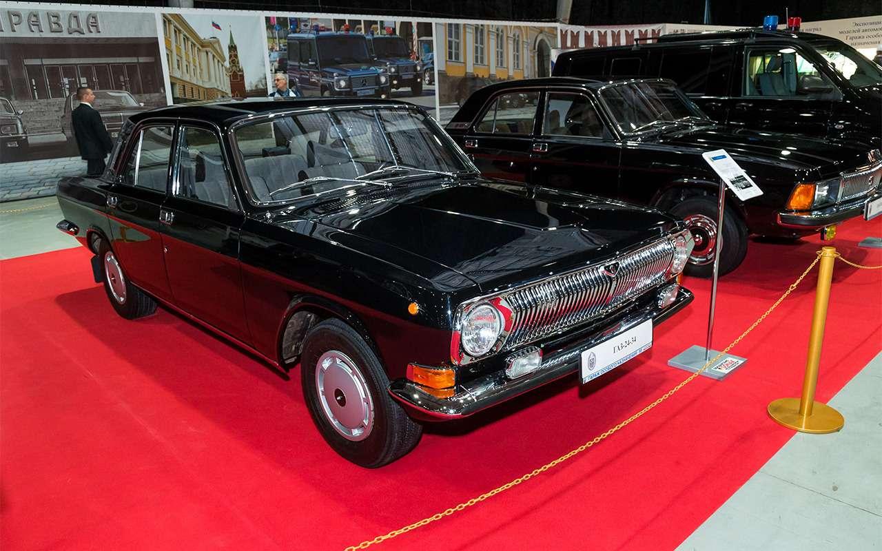 Самые редкие серийные автомобили СССР— фото 868836