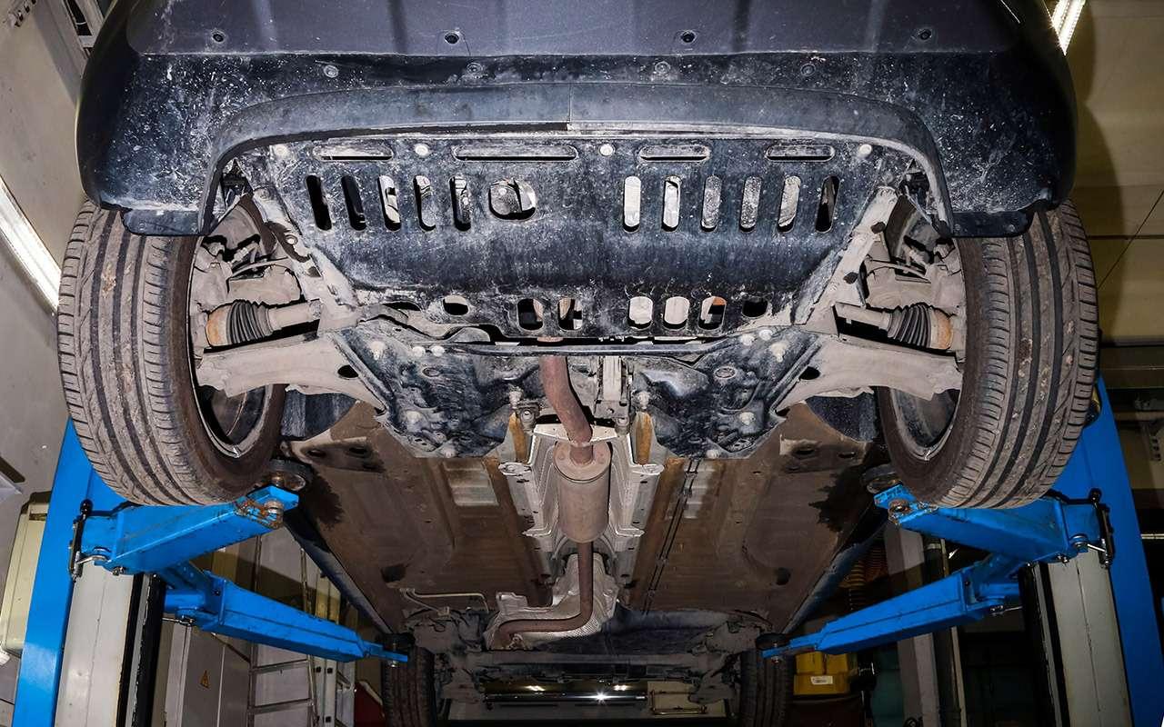 Большой тест стиляг: Toyota C-HR, Citroen C3Aircross иновый Kia Soul— фото 990459