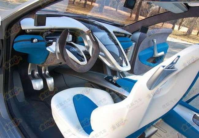 FAW X дебютировал в качестве High-Tech SUV