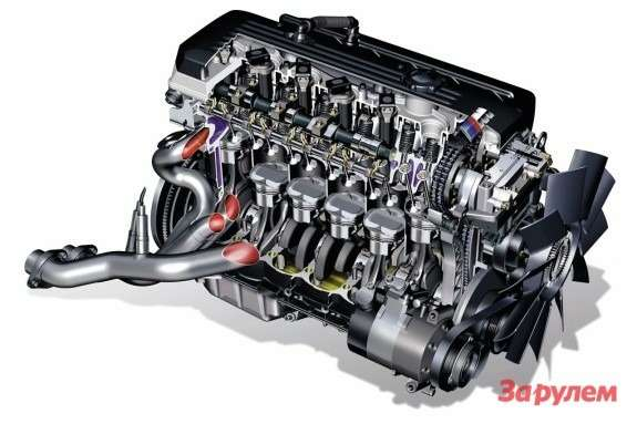 BMWR6
