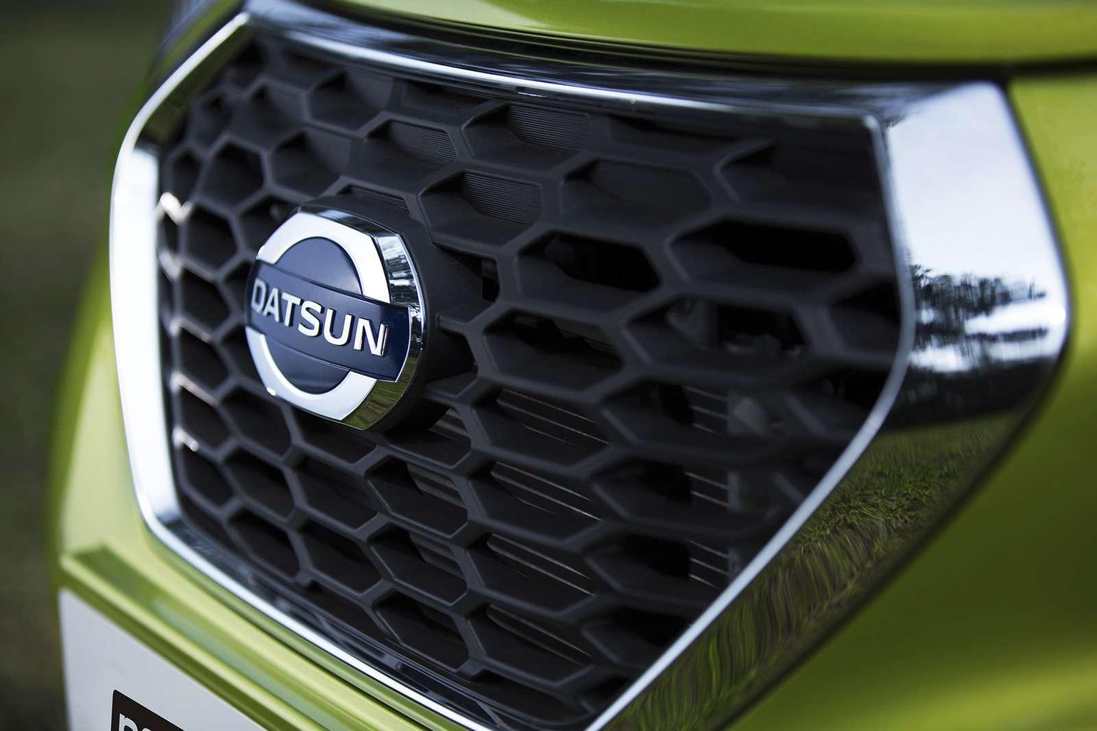 Datsun официально представил высокий хэтчбек redi-GO— фото 575652