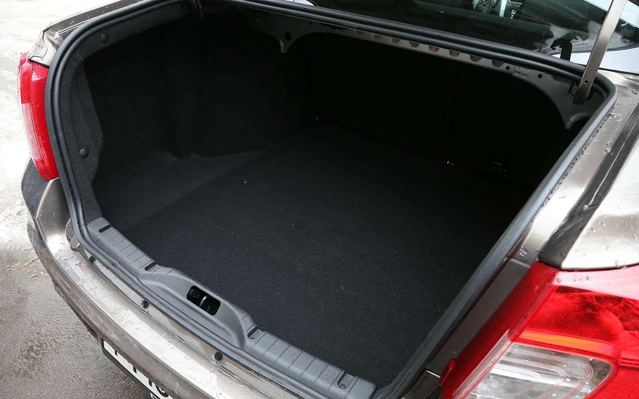9 важных фактов про Datsun on-DO (теперь— обновленный)— фото 1083187
