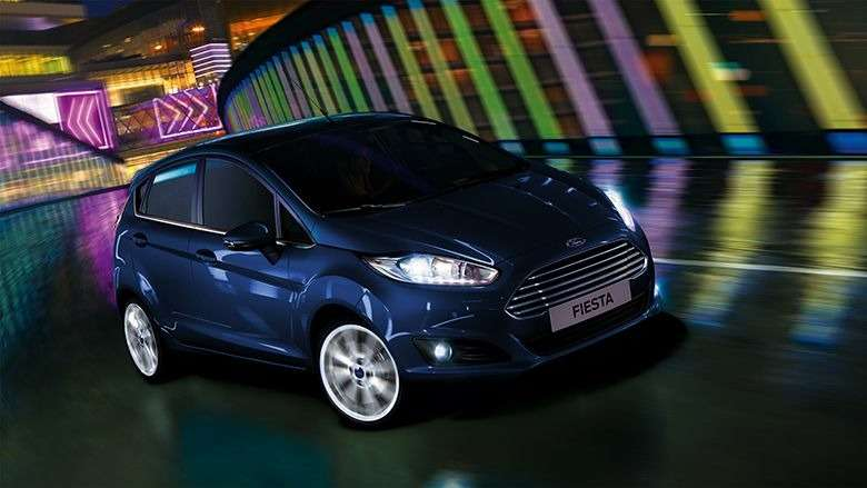 Ford опубликовал цены насамую доступную модель вРоссии— фото 378858