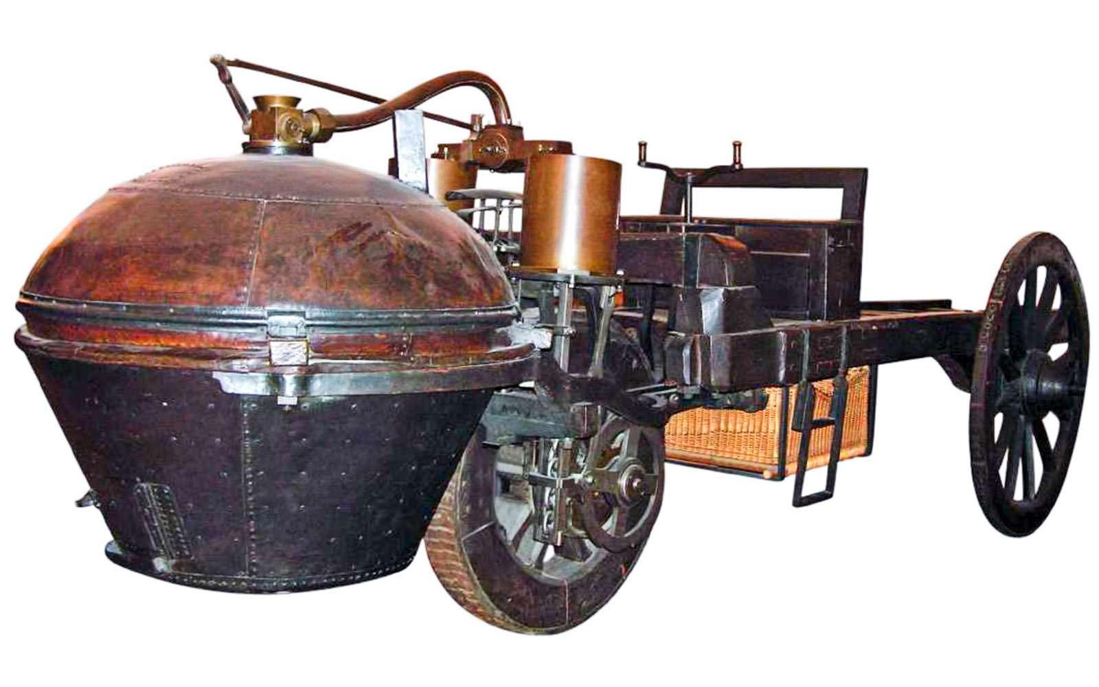 Вспоминаем первые автомобили: прелюдия длятелеги смотором— фото 694118