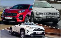 Непростой выбор: Kia Rio, Skoda Rapid или Lada Vesta?