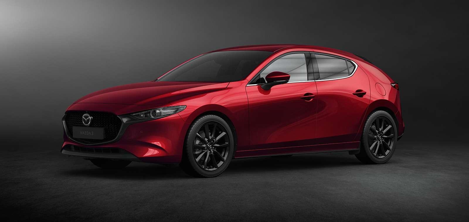 Новая Mazda 3: рассматриваем вдеталях совсех сторон— фото 928212