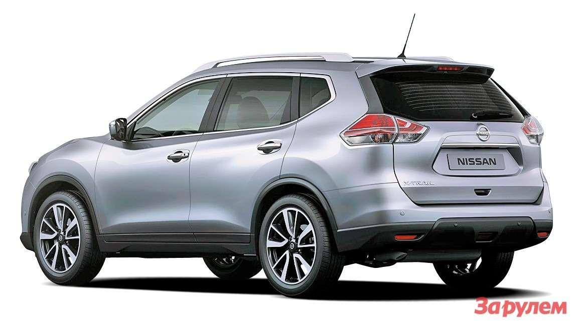 Nissan-X-Trail 2014