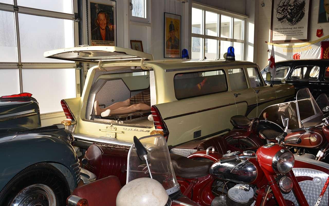 ГАЗ-13и ГАЗ-14, окоторых вынезнали— фото 834125
