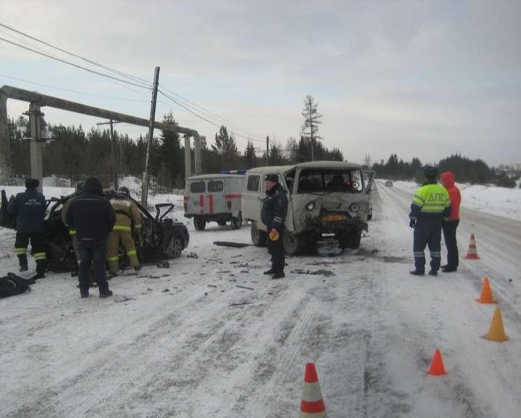 В Свердловской области вДТП погибли четыре человека