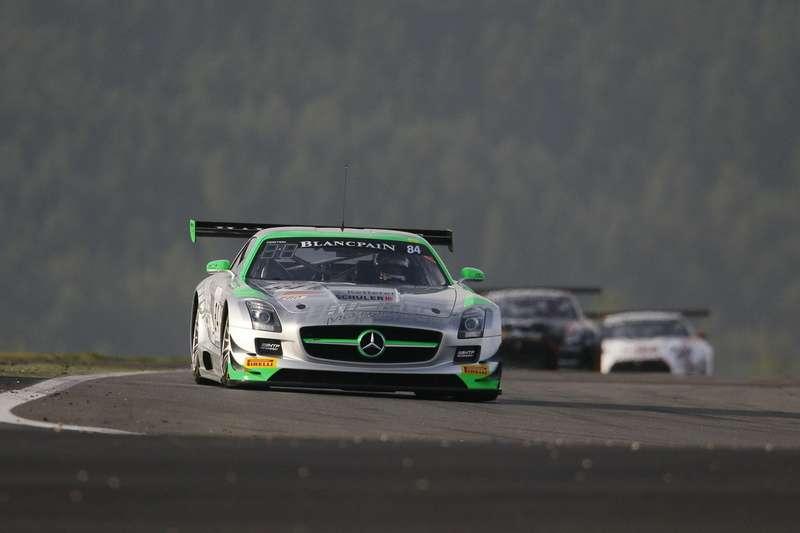 Blancpain Endurance Series2013 Nurburgring