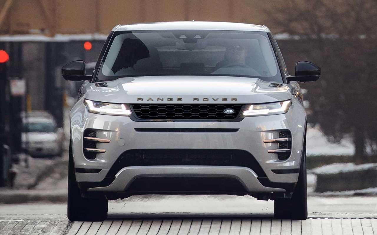Range Rover Evoque 2021 года— есть изменения— фото 1202786
