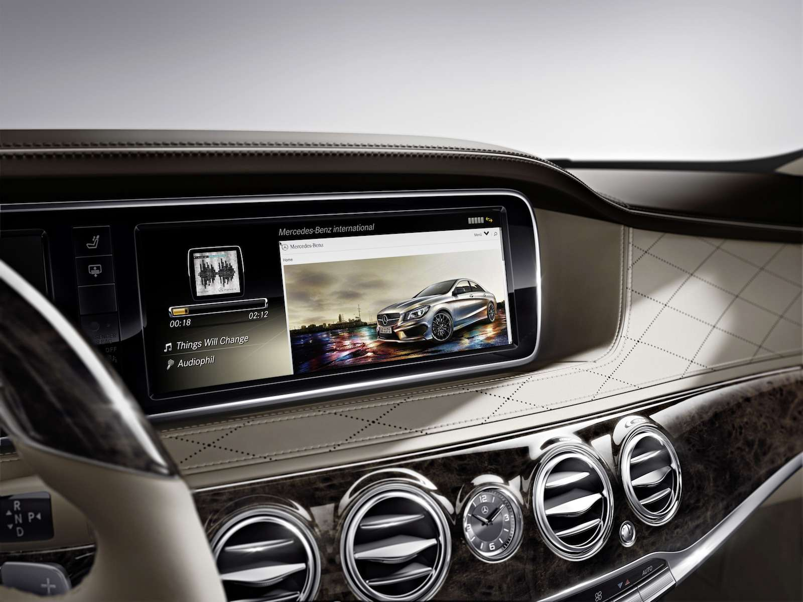 Mercedes-Benz S-Klasse (W222) 2013