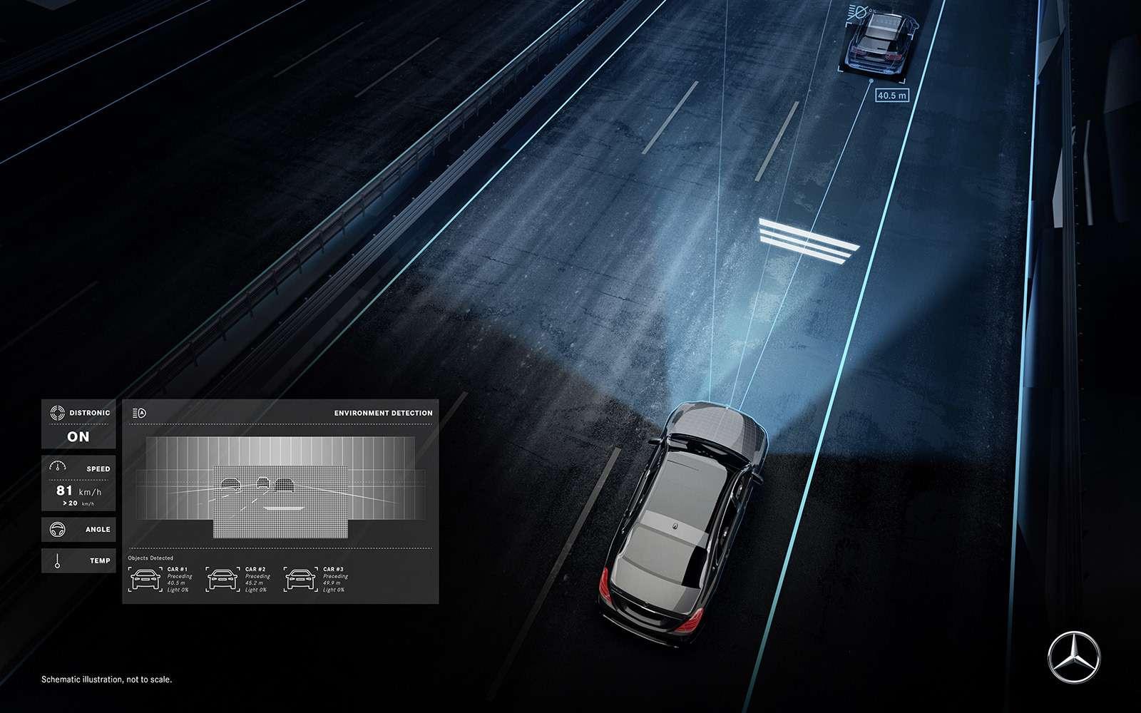 «Ярисую наасфальте»: Mercedes-Maybach представил уникальные фары— фото 851511