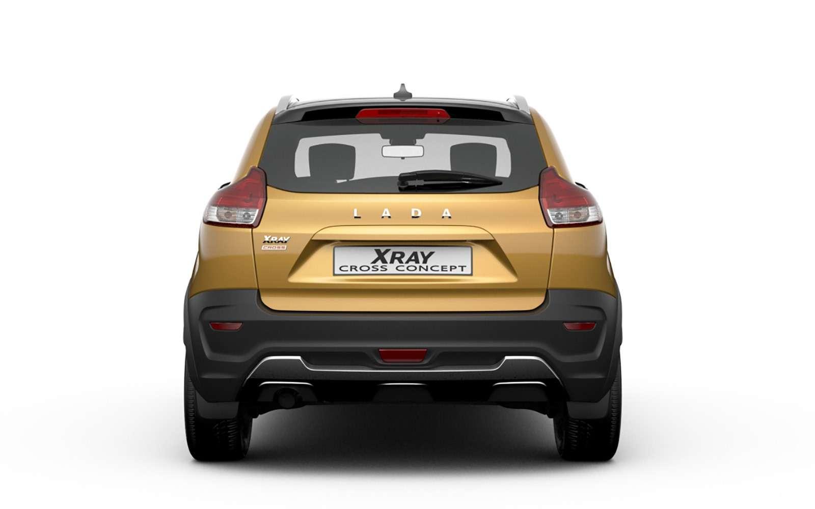 Lada XRAY Cross: известна дата производства— фото 838345