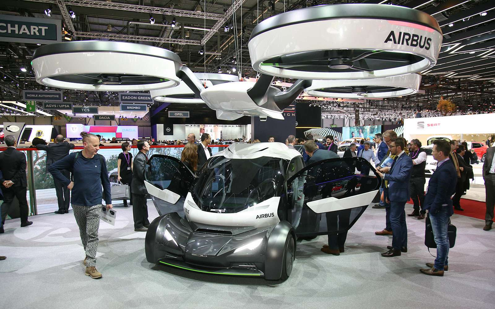 Italdesign Airbus