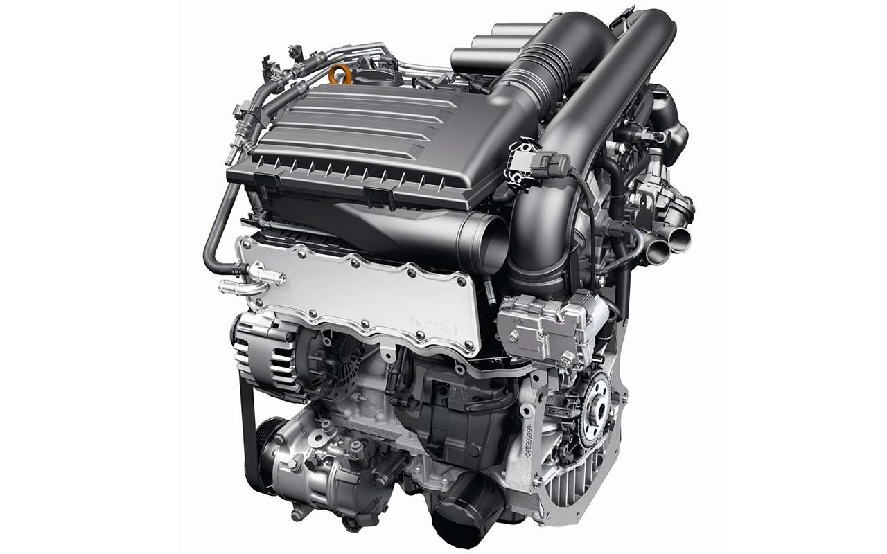 Атмосферный или стурбонаддувом— какой мотор лучше?— фото 819086