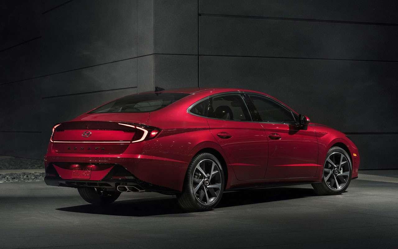 Hyundai адаптирует седаны подклиентов— фото 983085