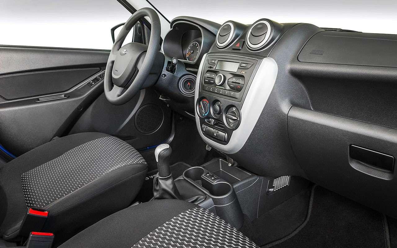Лада Гранта или Ravon Nexia: выбираем дешевый седан— фото 826350