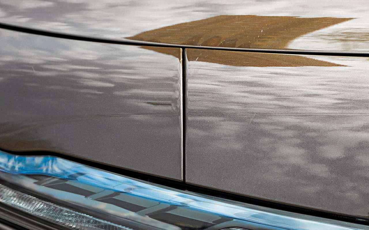 Новый (ибольшой) кроссовер изКитая: тест-драйв «Зарулем»— фото 1252548
