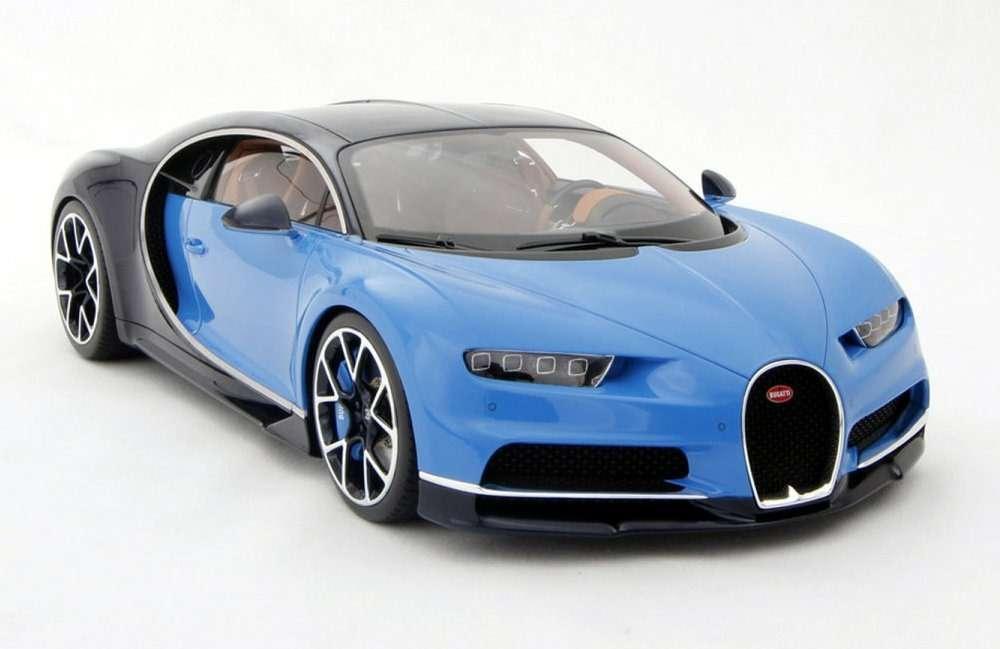 Масштабную копию Bugatti Chiron продают поцене полноценного автомобиля— фото 627838