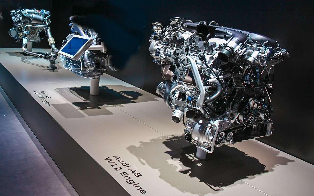 Новая Audi A8— проверяем задатки рефлексолога— фото 790720