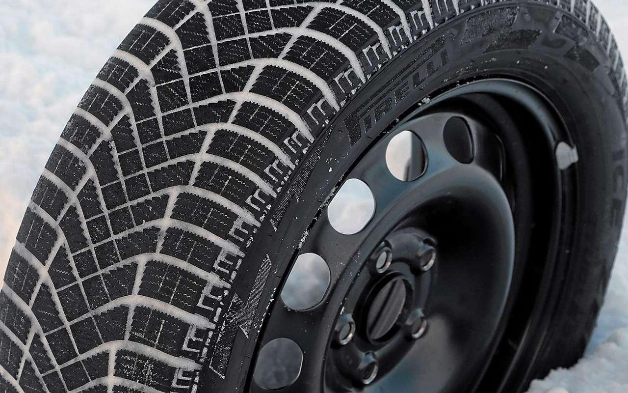 Большой тест зимних шин: выбор экспертов «Зарулем»— фото 1170279