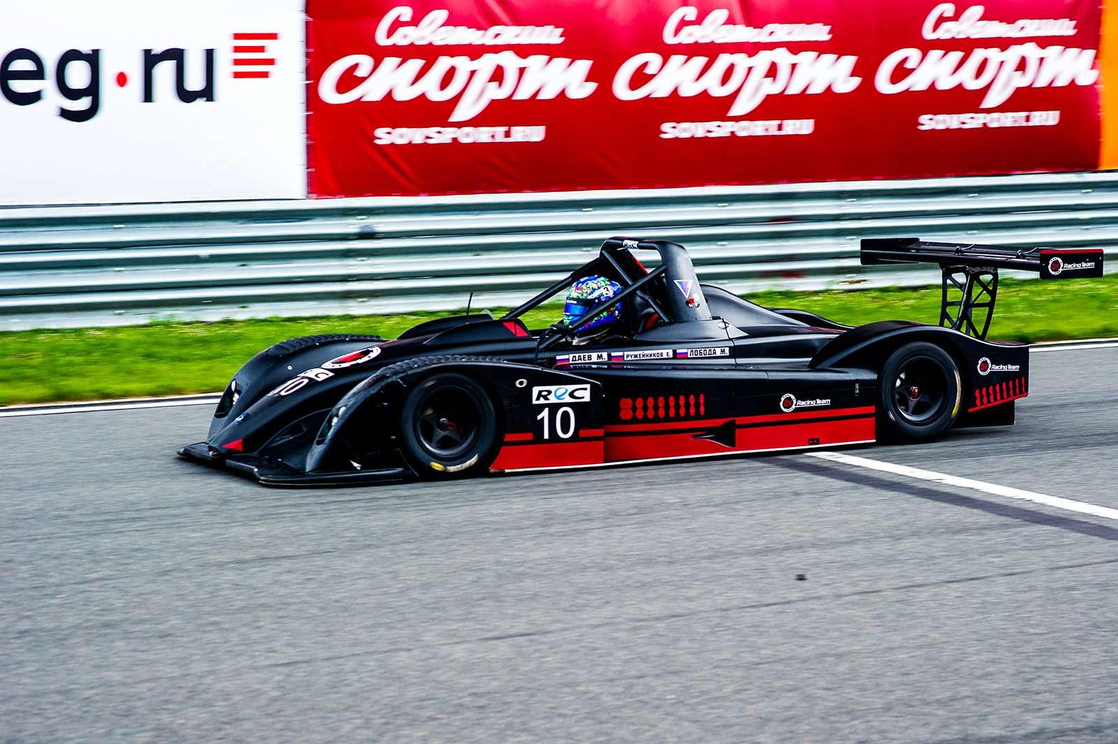 Гонка REC наMoscow Raceway: «24часа Ле-Мана» нароссийский лад