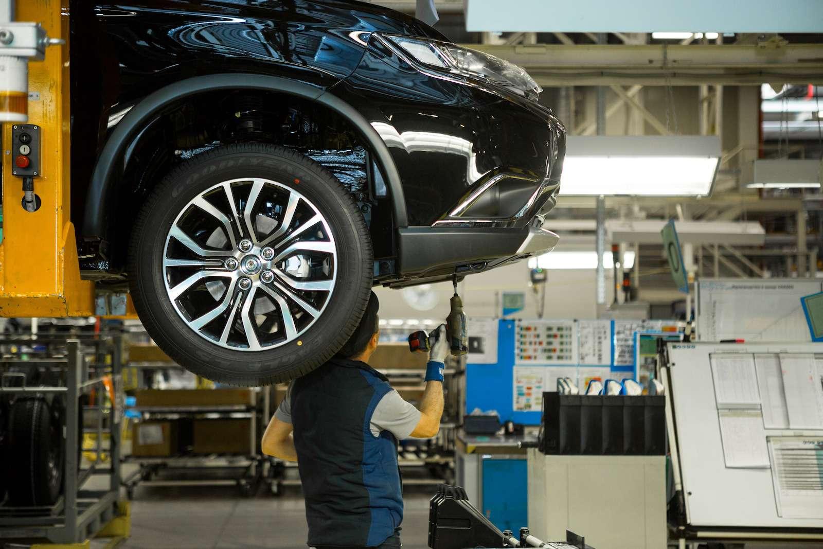 Почему локализованные вКалуге автомобили недешевеют— фото 573417