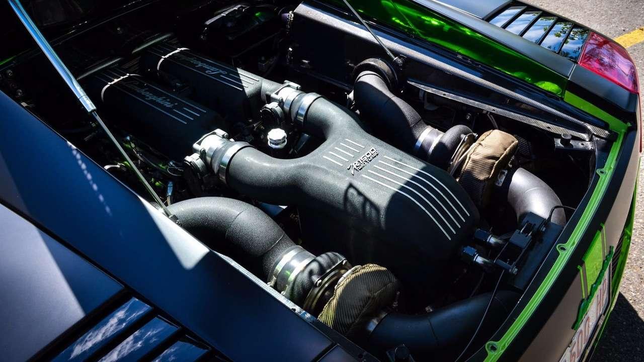 Безумие напродажу: 1750-сильный Lamborghini Gallardo ищет отважного владельца— фото 618105