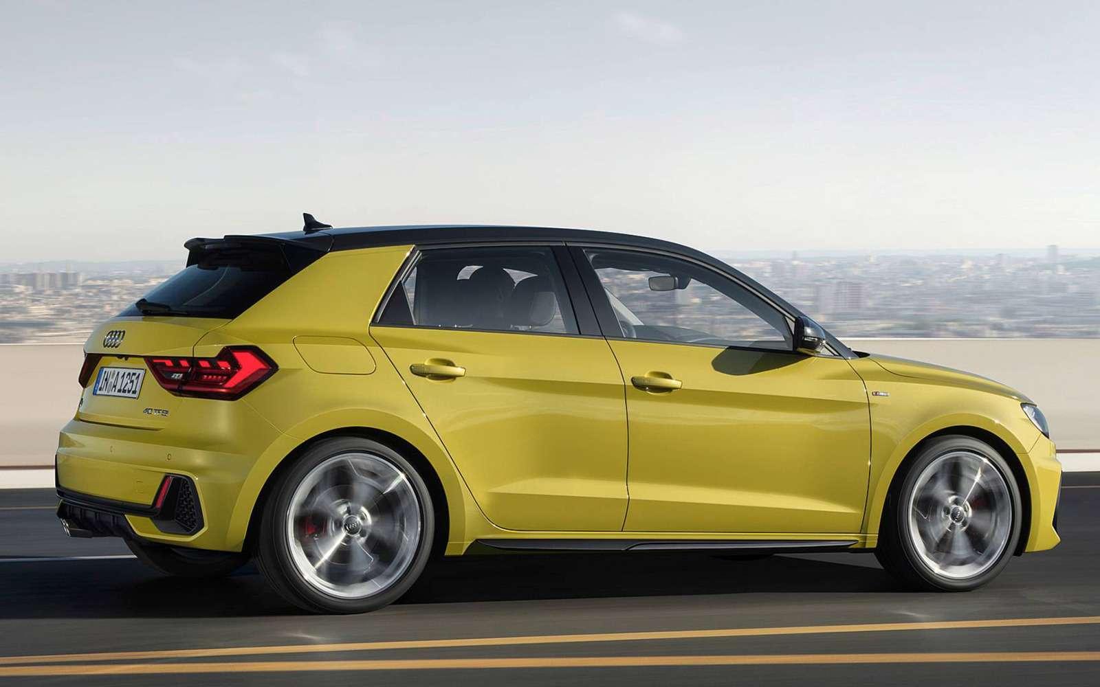 Новый Audi A1: дамский угодник— фото 879959