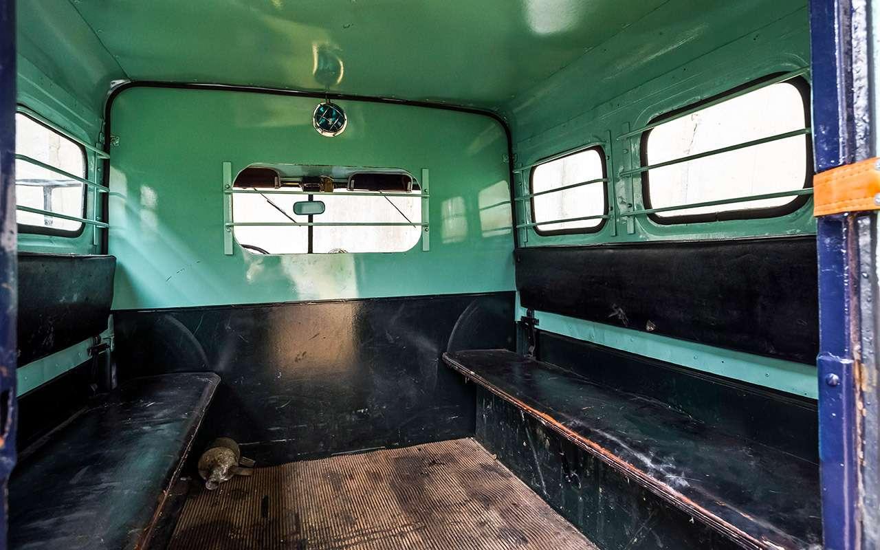 Ретротест знаменитого «козлика» ГАЗ-69: нанем ездили Анискин иМухтар— фото 901938