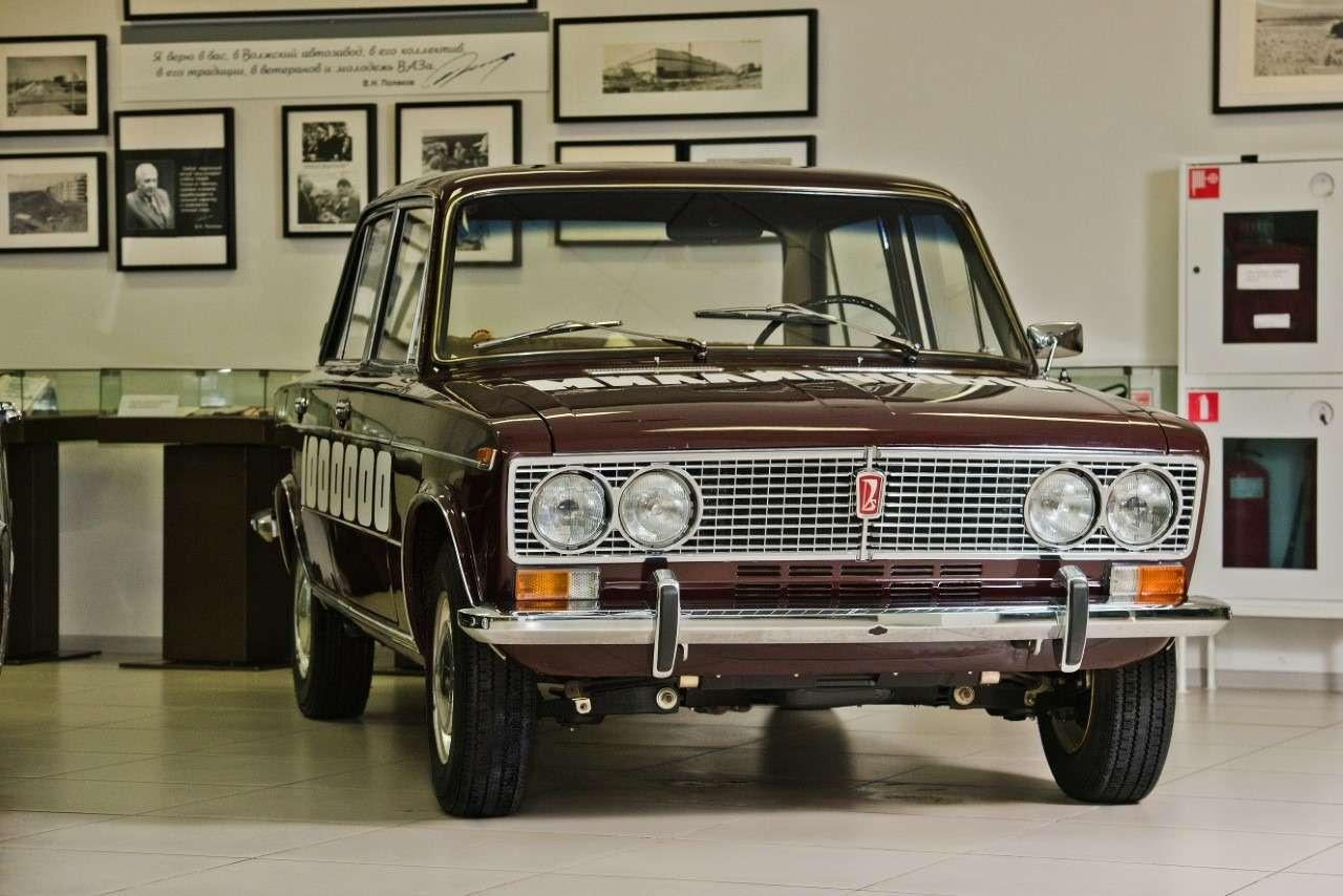 Музей Lada: что там заэкспонаты икак ихувидеть— фото 1226371
