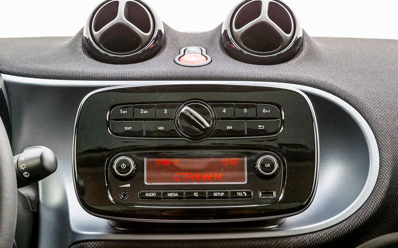 Большой тест маленьких хэтчбеков: Kia Picanto, Datsun mi-DO иSmart ForFour— фото 796019