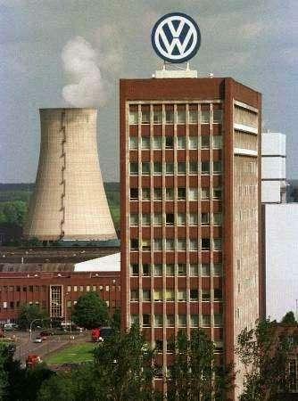 Volkswagen остановится впятницу— фото 36800
