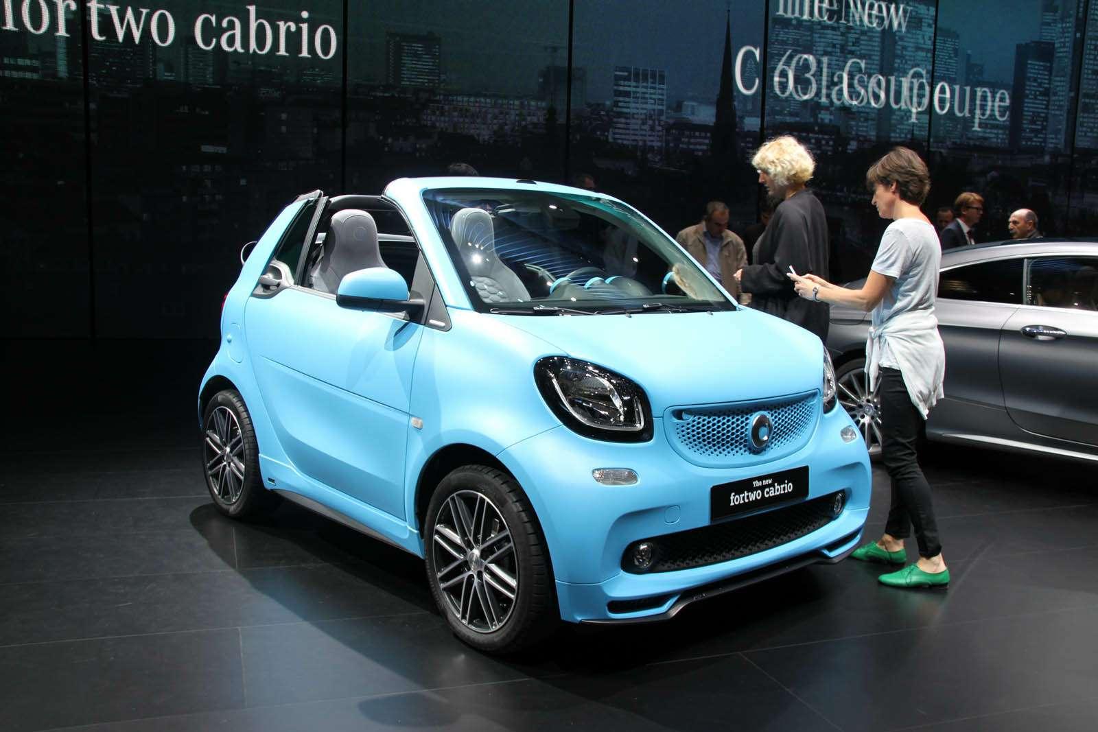 Smart four two cabrio2