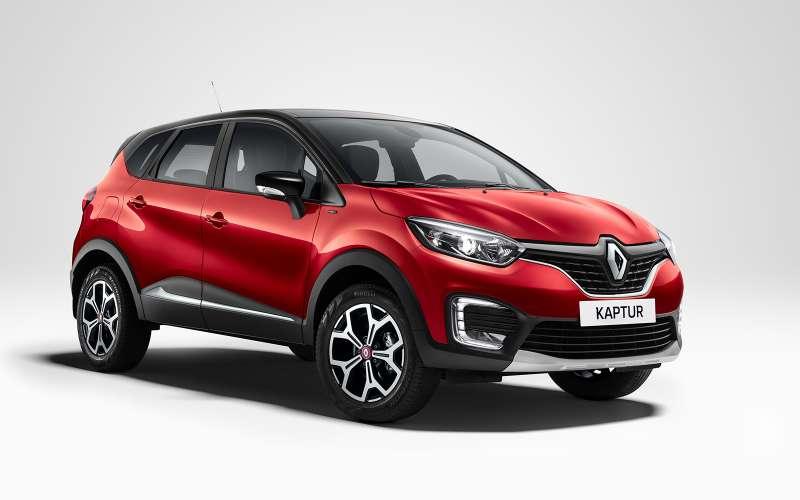 5 причин полюбить Renault Kaptur Play изабыть про другие кроссоверы