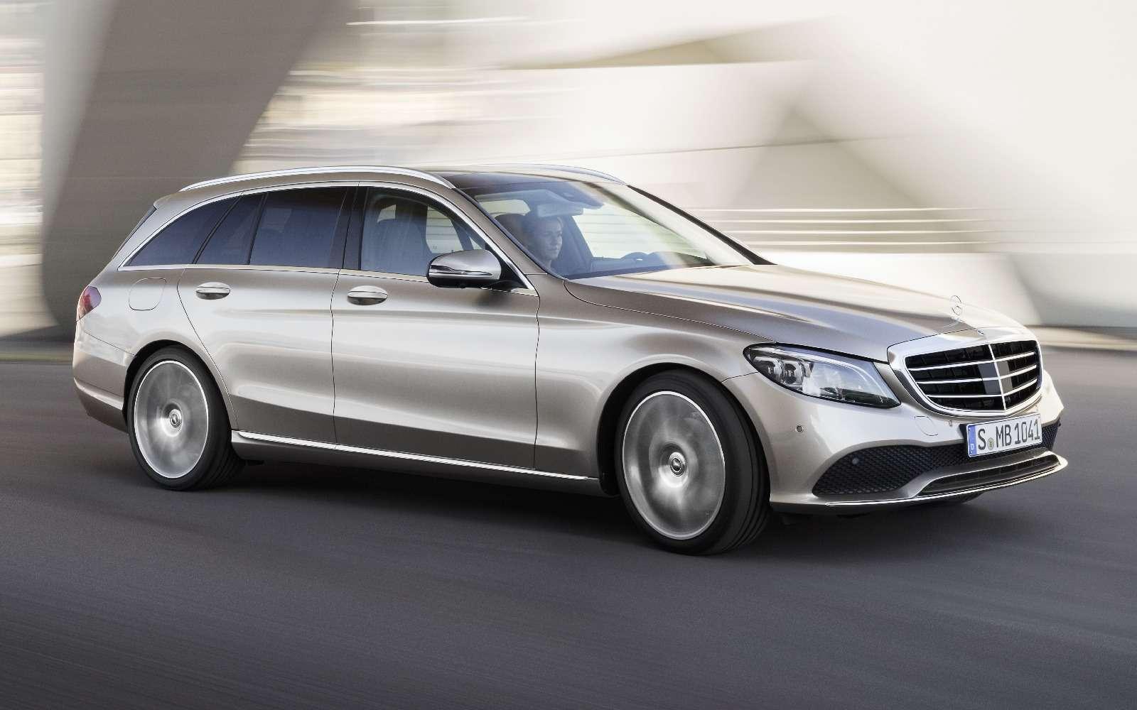 Обновленный Mercedes-Benz C-класса: посмотри ему вглаза— фото 845036
