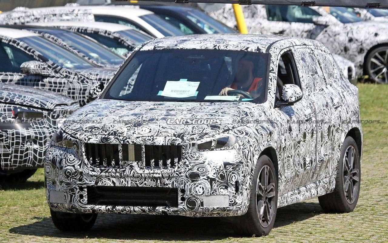 Натесты выехал обновленный BMW X1— фото 1268059