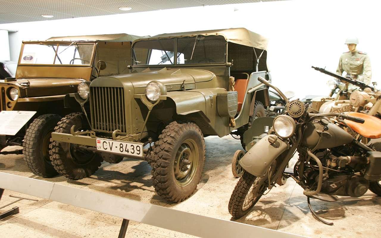 12советских внедорожников— помните, какие изних можно было купить?— фото 1009084