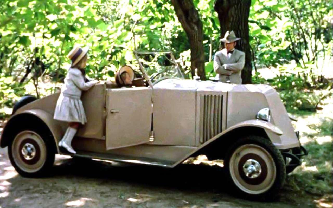 Самые необычные автомобили советских фильмов: хоть один узнаете?— фото 1115827